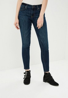 Джинсы Gap V-LEGGING DARK BLUE