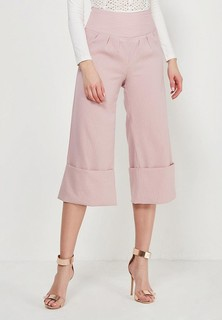 Брюки Lost Ink Petite P WIDE TURN UP TROUSERS