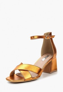 Босоножки LOST INK BESSIE LOW BLOCK SANDAL