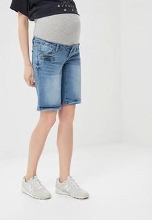 Шорты джинсовые Mamalicious Mama.Licious