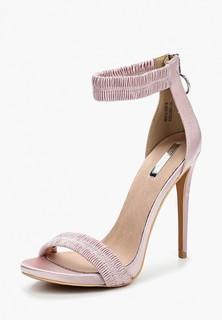 Босоножки LOST INK BECKY RUCHED STILETTO SANDAL