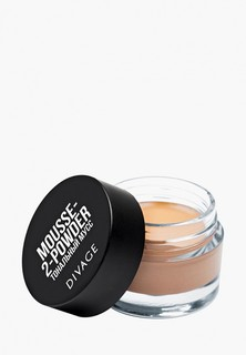 Тональная основа Divage FOUNDATION IN A JAR mousse-to-powder № 03
