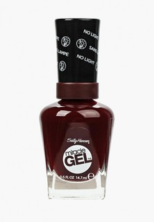 Гель-лак для ногтей Sally Hansen Miracle Gel Тон 480 wine stock