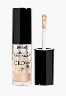 Хайлайтер Luxvisage жидкий , GLOW touch 5 г, тон 102 Beige Glow жидкий , GLOW touch 5 г, тон 102 Beige Glow