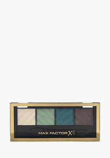 Набор для макияжа бровей Max Factor Тени для век и пудра для бровей mokey Eye Matte Drama Kit 2в1, Тон 40 hypnotic jade