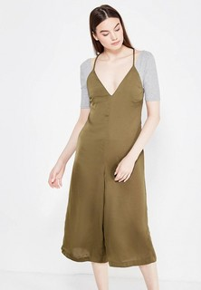 Комбинезон LOST INK OVERSIZED SATIN JUMPSUIT
