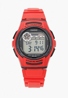 Часы Casio Casio Collection W-213-4A