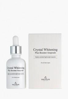 Сыворотка для лица The Skin House Концентрированная ампульная «Crystal Whitening Plus» 30 мл