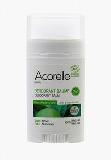 "Дезодорант Acorelle ""Лимон & Зелёный мандарин"", 40 г"