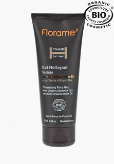 Гель для умывания Florame очищающий для лица, 75мл