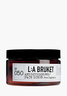 Скраб для лица La Bruket Petitgrain face scrub, 100 мл
