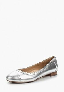 Балетки Vaneli Cabot-silver