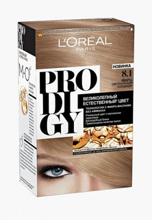 Краска для волос LOreal Paris LOreal Prodigy, 8.1 КВАРЦ