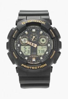 Часы Casio CASIO G-SHOCK GA-100GBX-1A9