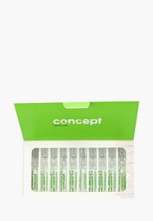 Лосьон для волос Concept Восстанавливающий против выпадения волос, 10 ампул по 10 мл