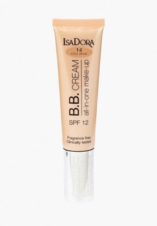 BB-Крем Isadora All-in-One make-up spf 12 14, 35 мл
