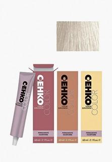 Краска для волос Cehko C:Ehko Color Explosion 12/11 Жемчужно-платиновый блондин/Platinblond