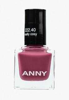 Лак для ногтей Anny тон 222.40 Глубокий палисандр