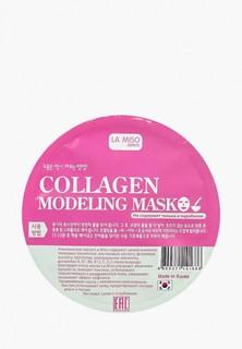 Маска для лица La Miso моделирующая (альгинатная) с коллагеном