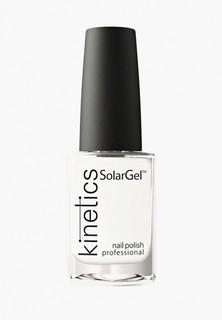 Лак для ногтей Kinetics Профессиональный SolarGel Polish (001) 15 мл