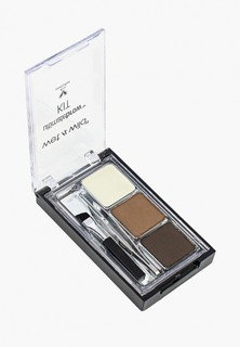 Тени для бровей Wet n Wild Ultimate Brow Kit Ж Набор E963 ash brown