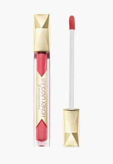 Блеск для губ Max Factor Honey Lacquer Gloss, Тон 20 indulgent coral