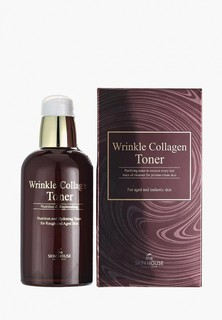 "Тоник для лица The Skin House с коллагеном ""Wrinkle collagen"" 130мл"