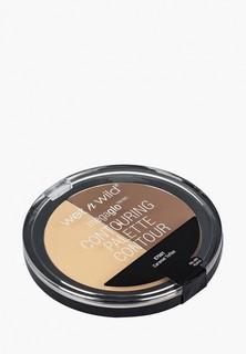 Палетка для лица Wet n Wild Для Контуринга Megaglo Contouring Palette Contour E7501 caramel toffee