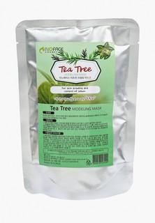 Маска для лица Inoface с чайным деревом для проблемной кожи с акне и черными точками, 200 гр с чайным деревом для проблемной кожи с акне и черными точками, 200 гр