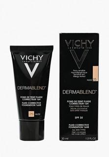 Тональное средство Vichy Dermablend корректирующий телесный оттенок, 25 тон, 30 мл
