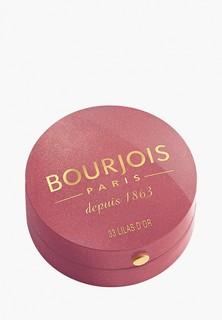 Румяна Bourjois Blusher Тон 33 lilas d`or