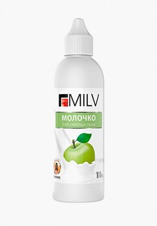 Средство для снятия лака Milv (яблоко)