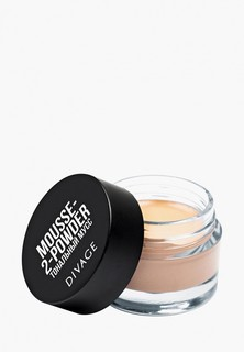 Тональная основа Divage FOUNDATION IN A JAR mousse-to-powder № 01