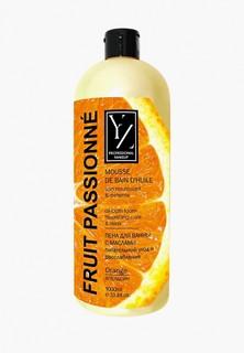 Пена для ванн Yllozure с маслами, Апельсин, 1000 мл