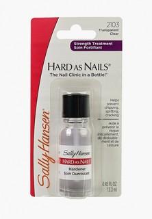 Средство для укрепления ногтей Sally Hansen Nailcare для укрепления hard as nails helps strengthen nails clear