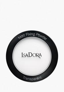 Пудра Isadora фиксирующая Matt Fixing Powder, 9 гр