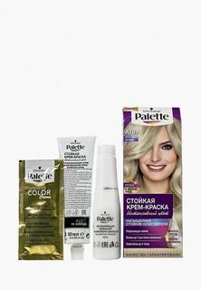 Краска для волос Palette Стойкая A10 Жемчужный блондин, 100 мл