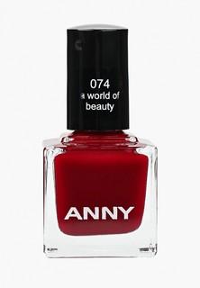 Лак для ногтей Anny тон 74