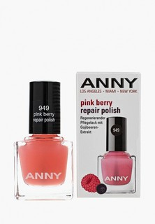 Средство для укрепления ногтей Anny для восстановления с экстрактом ягод годжи