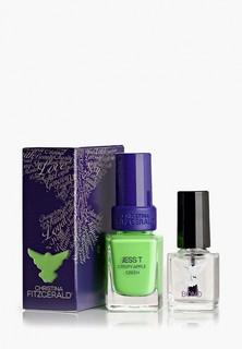Набор лаков для ногтей Christina Fitzgerald Jess T Сочное зеленое яблоко