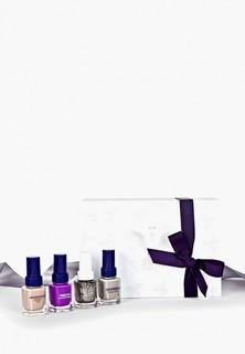 Набор лаков для ногтей Christina Fitzgerald в новогодней коробке JOY