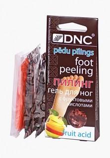 Набор для ухода за ногами DNC с фруктовыми кислотами (пилинг), 2*20 мл с фруктовыми кислотами (пилинг), 2*20 мл