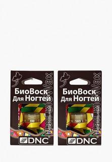 Набор для ухода за ногтями DNC питательный, из 2 шт, 6 мл