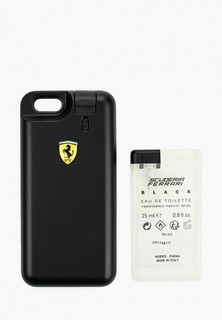 Туалетная вода Ferrari Scuderia PHONE CASE BLACK EDT 25 мл +25 мл