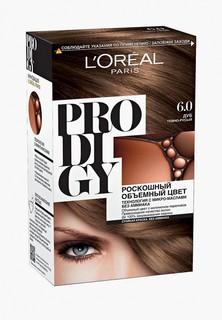 "Краска для волос LOreal Paris LOreal ""Prodigy"" без аммиака, оттенок 6.0, Дуб"