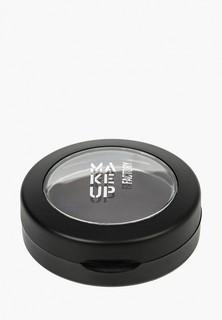 Тени для век Make Up Factory Матовые одинарные для глаз Mat Eye Shadow тон 02 черный кофе