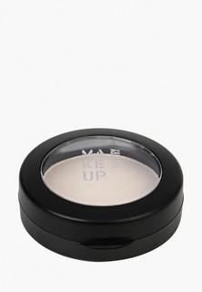 Тени для век Make Up Factory Матовые одинарные Mat Eye Shadow тон 41 очаровательный белый