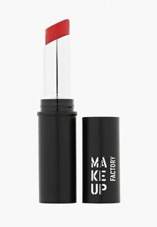 Помада Make Up Factory Матовая губная Mat Lip Stylo тон 29 красный