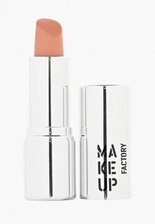 Помада Make Up Factory для губ кремовая Lip Color тон 94 cпокойный Nude