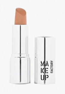 Помада Make Up Factory для губ кремовая Lip Color тон 101 натуральный беж для губ кремовая Lip Color тон 101 натуральный беж